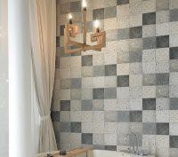 victoria mix porcelain backsplash glazed cayman tile Edie's flooring